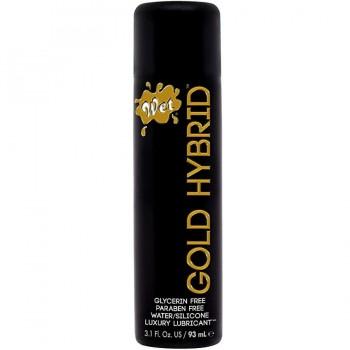 WET GOLD HYBRID LUBRICANTE HIBRIDO 93 ML