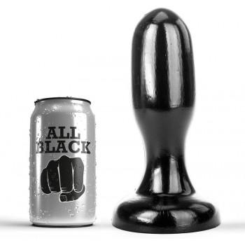 ALL BLACK PLUG ANAL 195CM