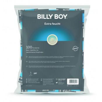 BILLYBOY BOLSA PRESERVATIVOS EXTRA LUBRICADOS 100 UNIDADES