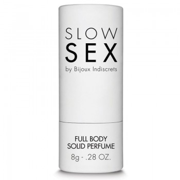 SLOW SEX PERFUME CORPORAL SOLIDO 8 GR