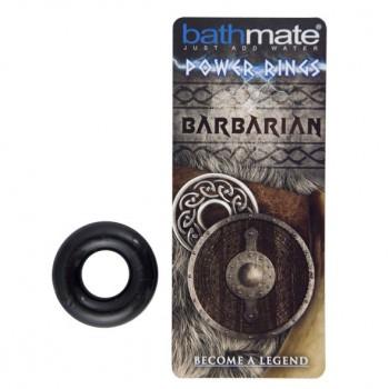 BATHMATE ANILLO PENE BARBARIAN NEGRO